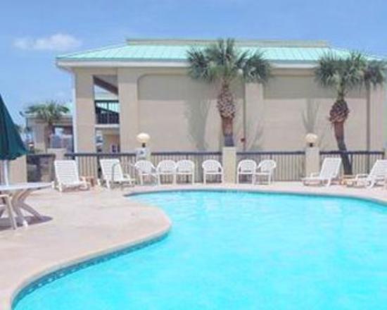 Comfort Inn Gulfport : pool