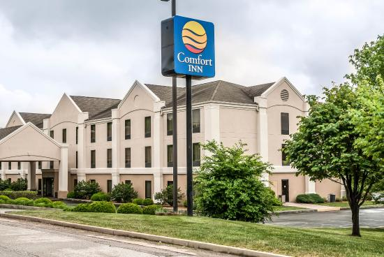 Comfort Inn Six Flags St. Louis