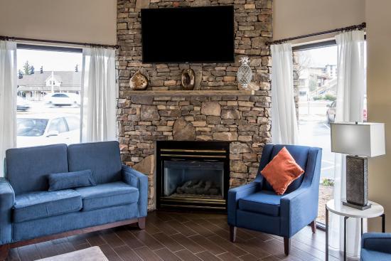 Comfort Inn & Suites at Dollywood Lane: Interior