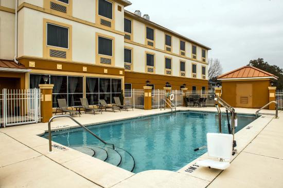 Comfort Inn & Suites Marianna : FLPool