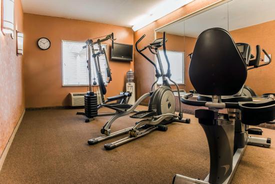 Comfort Inn & Suites Marianna: FLFitness