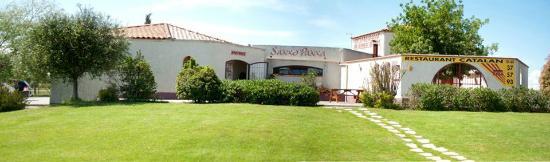 Saleilles, France: le restaurant
