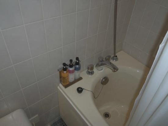 Hotel Granvia Kyoto: Plentiful Shower amenities provided