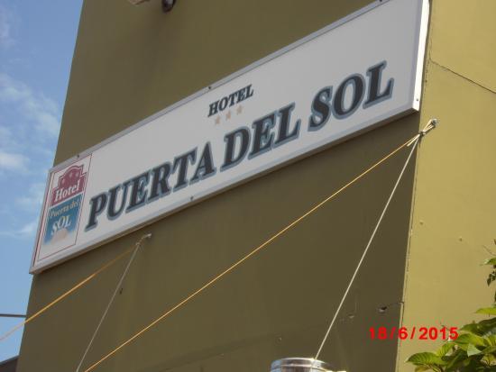 Puerta del Sol Hotel: Hotelanlage