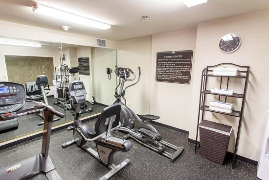 Comfort Inn: Fitness