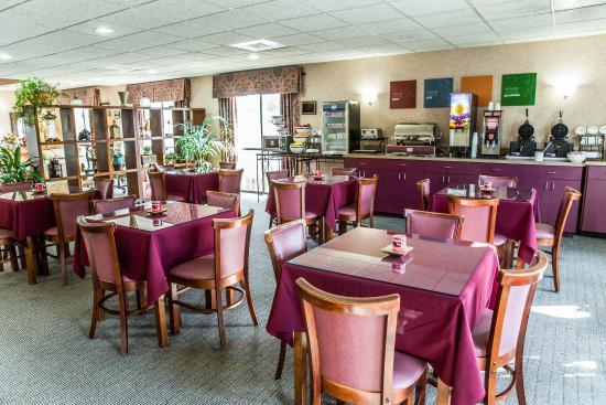 Comfort Inn: NCBkfast