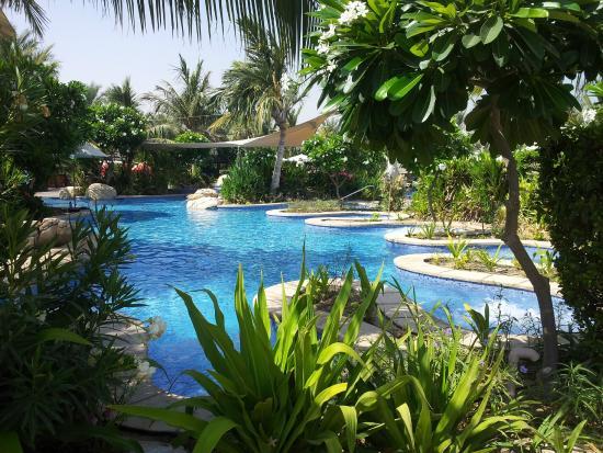 Executive Club Pool Picture Of Jumeirah Beach Hotel Dubai Tripadvisor