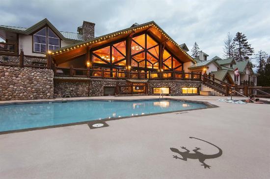 Neve Spa at Fernie Alpine Resort