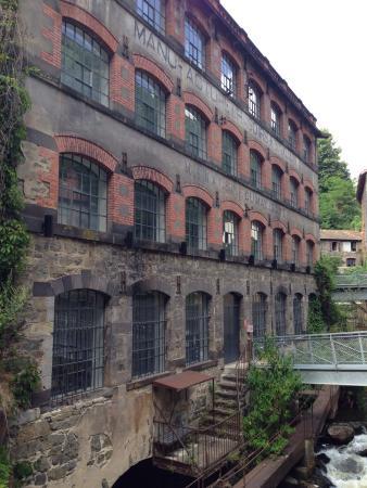 Maison de l 39 aventure industrielle usine du may thiers for Maison industrielle