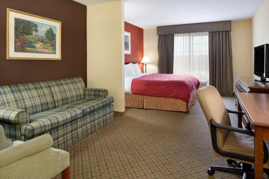 Country Inn & Suites By Carlson, Michigan City: Studio Suite