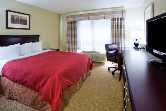 Country Inn & Suites By Carlson, Eau Claire: CountryInn&Suites EauClaire GuestRoomQueen