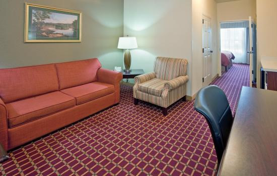 Country Inn & Suites By Carlson, Columbia: CountryInn&Suites Columbia King Suite