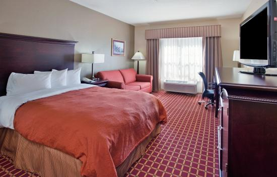 Country Inn & Suites By Carlson, Columbia: CountryInn&Suites Columbia Queen Accessible Room