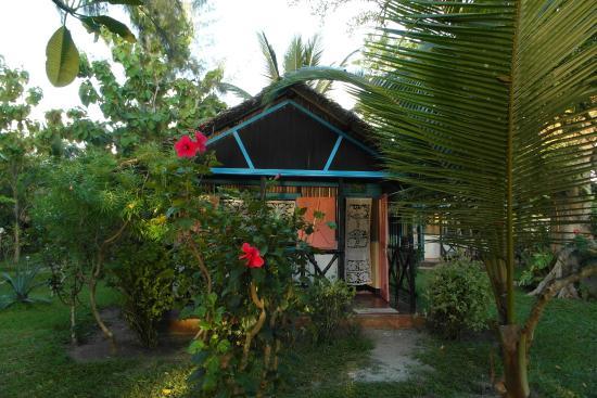 Hôtel Aladabo : Bungalow
