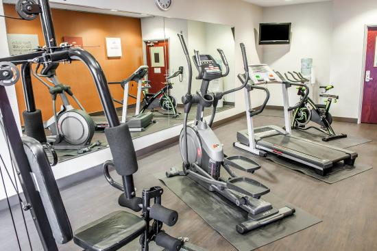 Comfort Suites South: Fitness