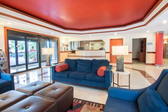 Comfort Suites Fort Pierce: Fl Lobby