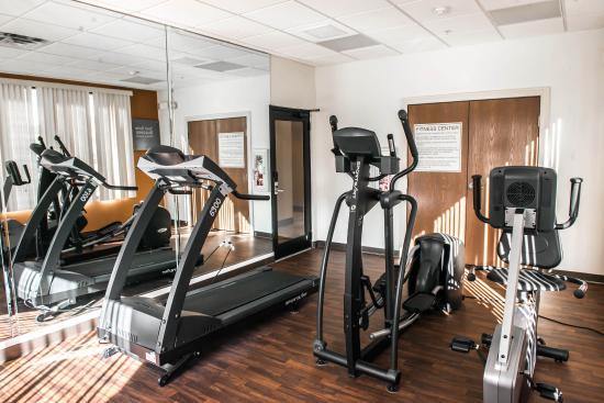 Comfort Suites Panama City Beach: Fl Fitness