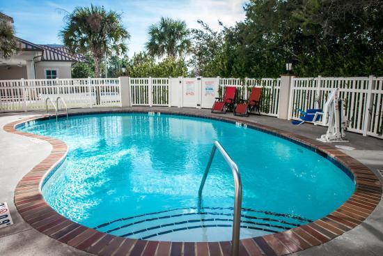 Comfort Suites Panama City Beach: Fl Pool