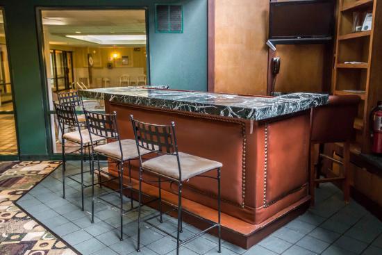 Comfort Suites Oakbrook Terrace: ILLobby