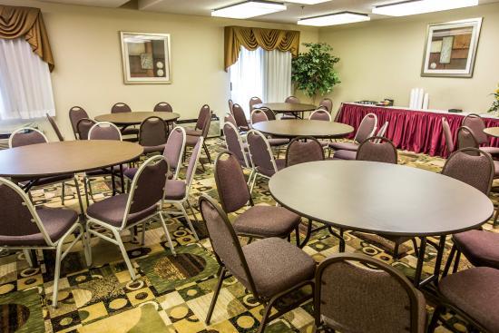 Comfort Suites Oakbrook Terrace: ILConference