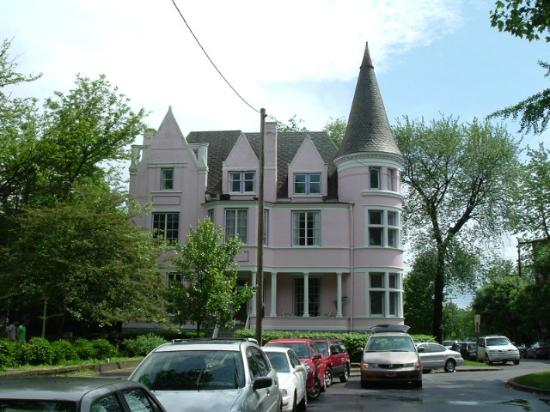 pink palace in old louisville interesting history picture of rh tripadvisor com
