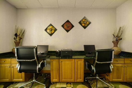 Comfort Suites: ILCOMP