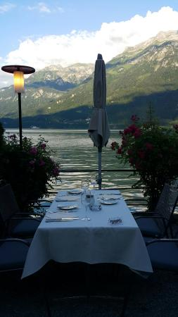 Hotel Seeburg : A view to die for!
