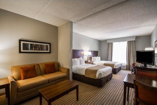Comfort Suites: Flshnnq