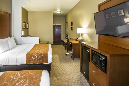 Comfort Suites Marshall: Tx Snqq