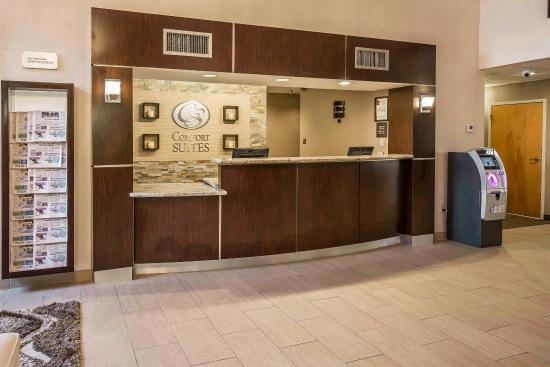 Comfort Suites Sugar Land: TXLobby