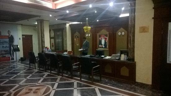 Golden Oasis Hotel : Reception