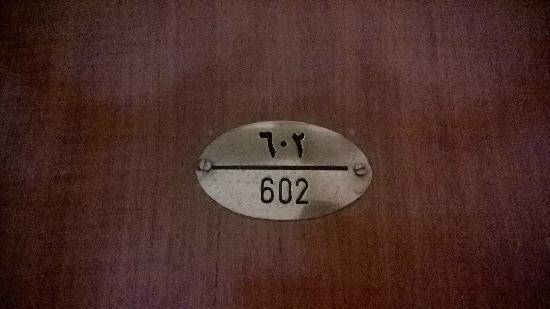 Golden Oasis Hotel : Room 602