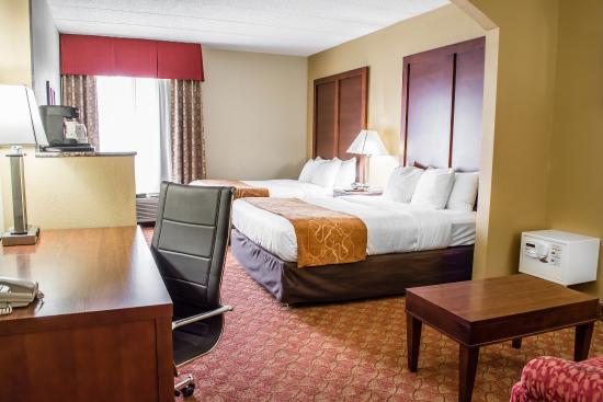 Comfort Suites: MDNQQ