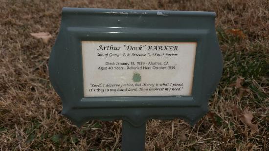 Welch, OK: Williams Timberhill Cemetery