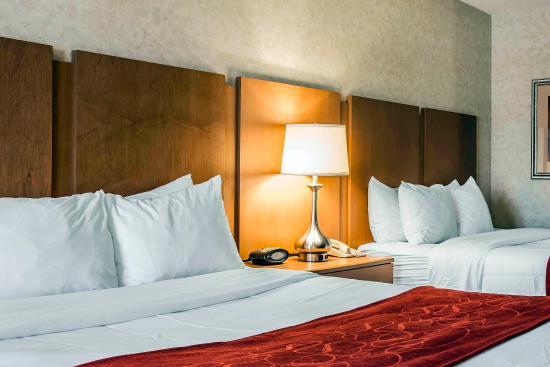 Comfort Suites Winston Salem/ Hanes Mall: NCNqq