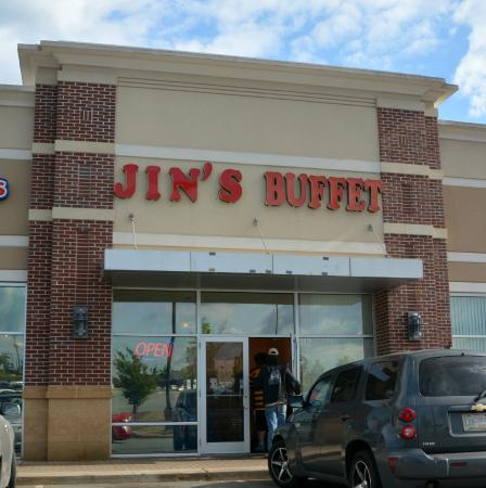 Jin's Chinese Buffet and Hibachi Grill, Denver ...
