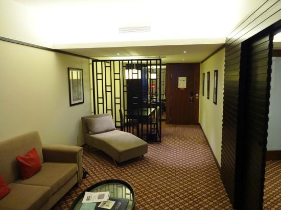 hotel pestana casino park junior suite