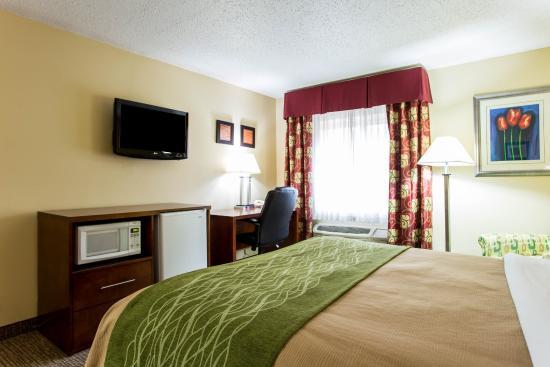 Comfort Inn: SCQUEENRM