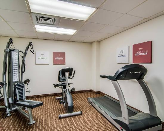 Comfort Inn & Suites: VAFITNESSCNTR