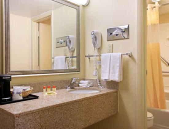 Days Inn Baltimore West Security Blvd: Bathroom