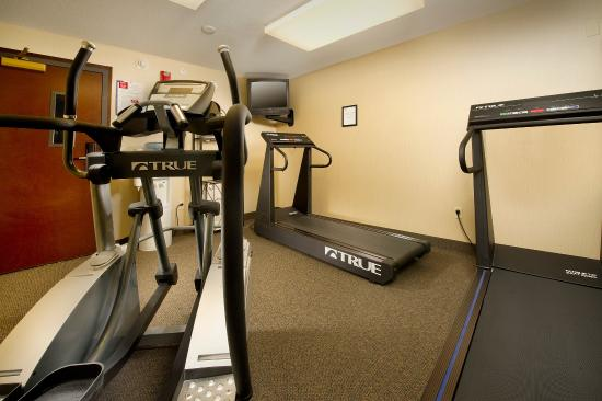 Drury Inn Kansas City Shawnee Mission: 24-Hour Fitness Center