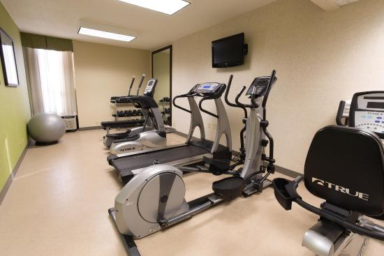 Drury Inn Terre Haute: 24-Hour Fitness Center