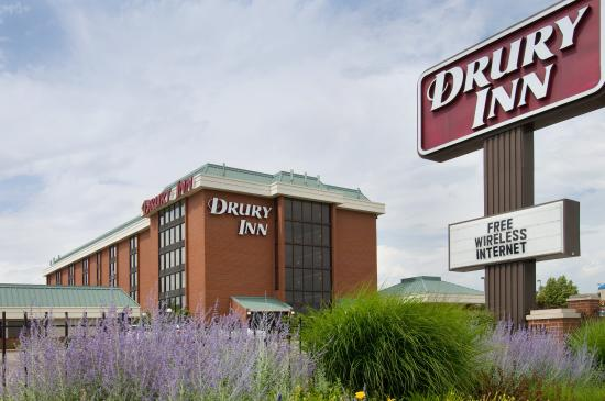 ‪Drury Inn St. Louis Airport‬