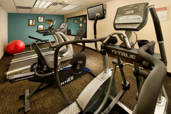 Drury Inn & Suites Kansas City Stadium: 24-Hour Fitness Center