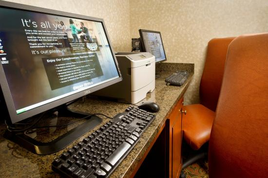Drury Inn & Suites St. Louis Fenton: 24-Hour Business Center