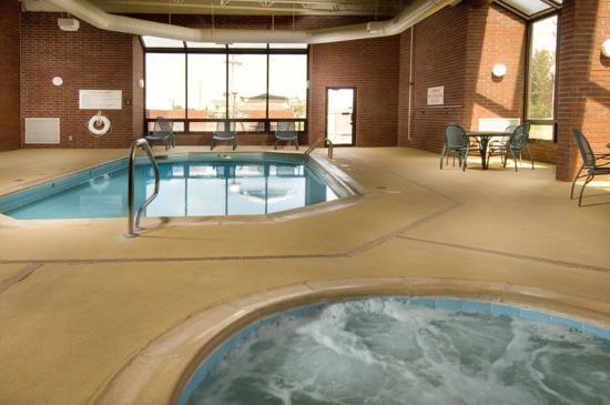 Drury Inn Paducah Indoor Pool Whirlpool