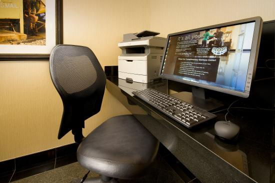 Drury Inn & Suites Springfield: 24-Hour Business Center