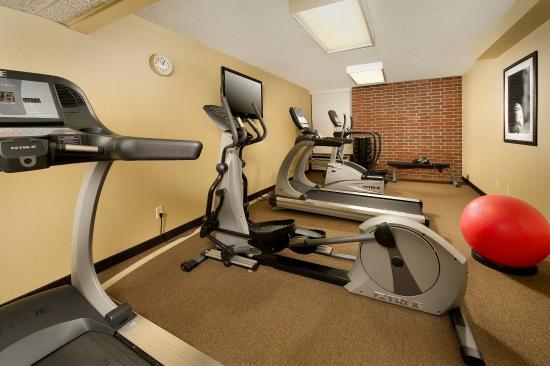 Drury Inn & Suites Springfield : 24-Hour Fitness Center