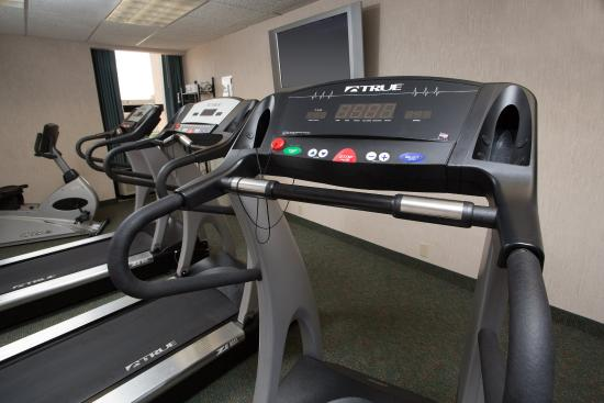 Drury Inn & Suites Kansas City Airport: 24-Hour Fitness Center