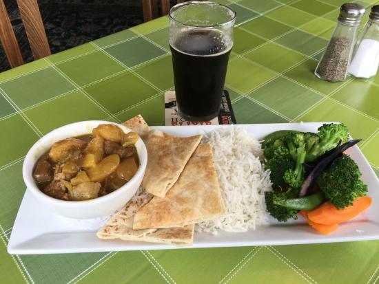 Stonewater Pub and Irish Eatery: Gananoque ON Stonewater Gastropub Lamb Stew